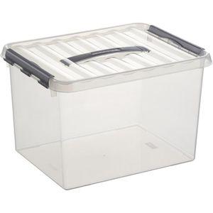 Aufbewahrungsbox Sunware Q-Line Box 78800609, 22L