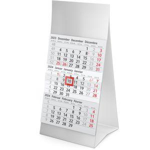 Tischkalender Geiger Mini 3, Jahr 2022