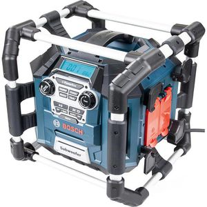 Baustellenradio Bosch GML 20 Professional 14,4-18V