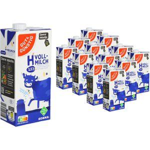 Milch Gut&Günstig H-Vollmilch 3,5% Fett