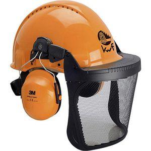 Forsthelm 3M G3000 Kopfschutz-Kombination 3MO315C