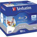 Blu-ray Verbatim 43736, 50GB, 6-fach
