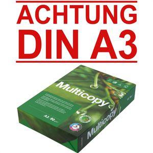 Kopierpapier Inapa MultiCopy Original, A3