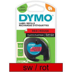 Schriftband Dymo 91223, LetraTag, S0721680, 12mm