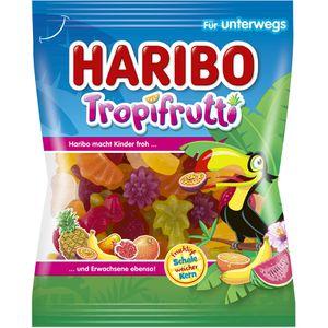 Fruchtgummis Haribo Tropifrutti