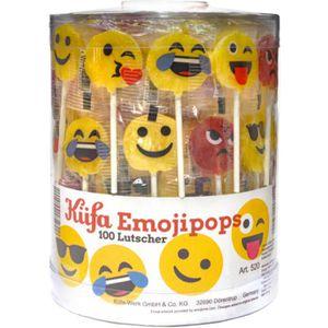 Lutscher Küfa Emojipops