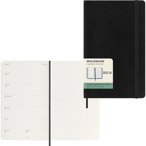 Buchkalender Moleskine 606990 Large Jahr 2020/2021