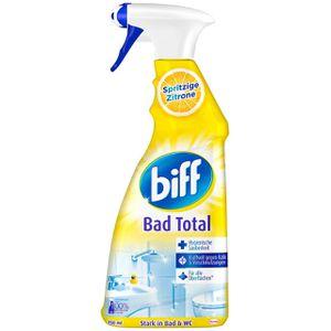 Badreiniger Biff Bad Total Zitrus