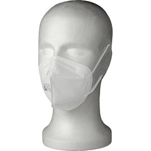 Atemschutzmaske Hase 957000, Faltmaske