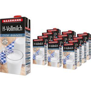 Milch Naarmann H-Milch 3,5% Fett