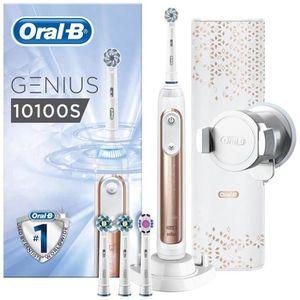 Elektrische-Zahnbürste Oral-B Genius 10100S