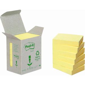 Haftnotizen Post-it Recycling Notes, Mini Tower