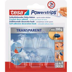 Klebehaken Tesa 58900 Powerstrips Deco Haken Small