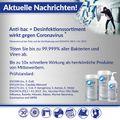 Zusatzbild Desinfektionstücher AF Anti-bac+, ABSCRW60T