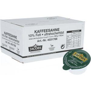 Kaffeesahne Jacobs 10% Fett