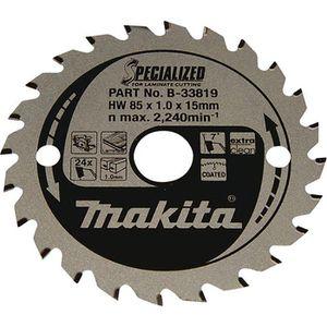 Kreissägeblatt Makita B-33819, Specialized