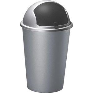 Mülleimer Böttcher-AG grau