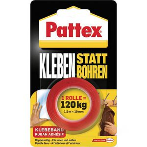 Montageband Pattex pxmt2 Kleben statt Bohren