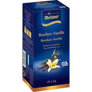 Tee Meßmer Profi-Line, Rooibos-Vanille