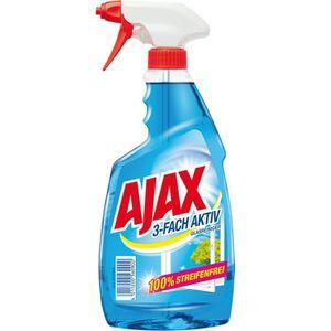 Glasreiniger Ajax 3-Fach Aktiv, Streifenfrei