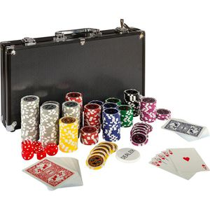 Pokerkoffer Maxstore 20030018 BLACK EDITION