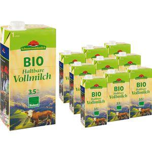 Milch Schwarzwaldmilch H-Vollmilch 3,5% Fett, BIO