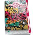 Hausaufgabenheft Trötsch Graffiti für Schlaue
