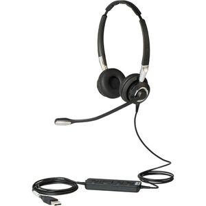 Headset Jabra BIZ 2400 II USB Duo CC MS