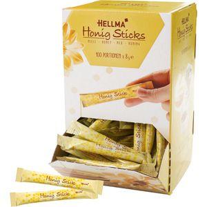 Honig Hellma Honig-Sticks Blütenhonig