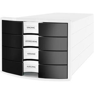 Schubladenbox Han 1012-32, Impuls, A4