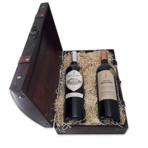 Geschenkset Böttcher-AG Frankreichs Weinschätze