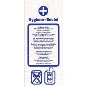 Hygienebeutel Böttcher-AG für Damenbinden