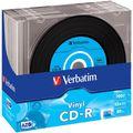 CD Verbatim 43426 Vinyl, 700MB, 52-fach
