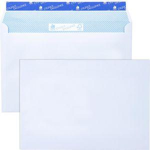 Briefumschläge Cygnus C5, weiß