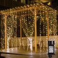 Lichtervorhang Böttcher-AG 306 LEDs, 3 x 3 m