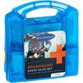 Erste-Hilfe-Koffer Actiomedic Spezial Brandwundset