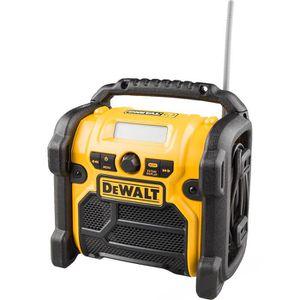 Baustellenradio DeWalt DCR020, Akku 10,8 -18V