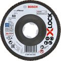 Fächerschleifscheibe Bosch X571 Best for Metal