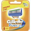 Rasierklingen Gillette Fusion