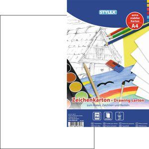 Zeichenblock Stylex A4