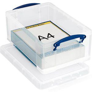Aufbewahrungsbox Really-Useful-Box 9C, 9L