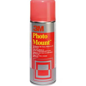Sprühkleber 3M 050777, Photo Mount, 400ml