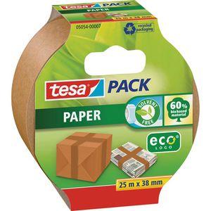 Packband Tesa 4313 ecoLogo Papier, braun