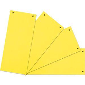 Trennstreifen Exacompta 13425B Forever, gelb