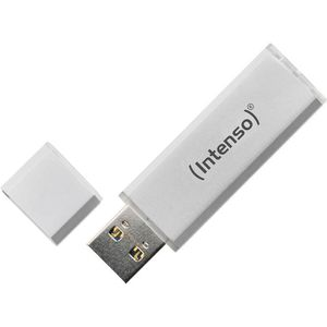 USB-Stick Intenso Alu Line, 16 GB, silber