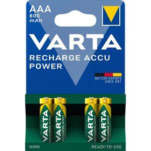 Akkus Varta Recharge Power 56703, AAA, 800 mAh