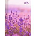 Zusatzbild Buchkalender Alpha Ladytimer Flower Field, 2021