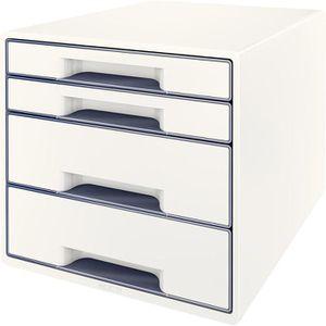 Schubladenbox Leitz 5213-20-01, WOW Cube, A4