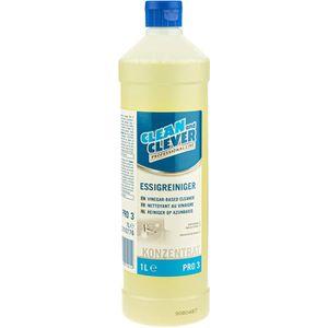 Essigreiniger CLEANandCLEVER Professional Line