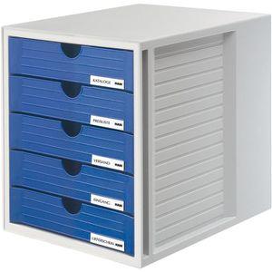 Schubladenbox Han 1450-14, Systembox, A4